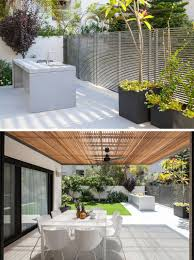 ideas for outdoor kitchens modern outdoor kitchen including design ideas for 2017 images