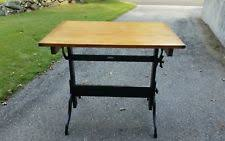 Anco Drafting Table Antique Drafting Table Ebay