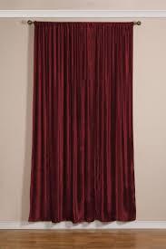 interior mesmerizing colors curtain velvet curtain combine for