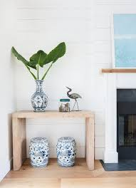 Next Console Table Console Table Next To Fireplace Cottage Living Room