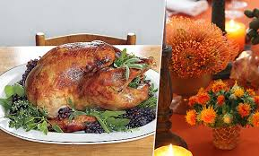 one month to thanksgiving thanksgiving epicurious
