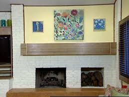 mantel cover hgtv