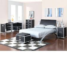 basic bedroom furniture basic bedroom furniture black and metal youth bedroom set by