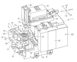 nissan altima fuel pump patent us7013544 machine tool and pallet changer for machine