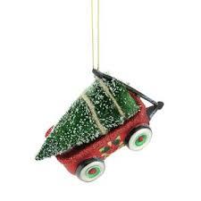 glass ornaments trim joss