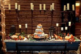 Wedding Cake Display Fall Wedding Cake Display Idea Elizabeth Anne Designs The