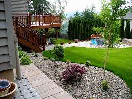 easy backyard ideas on a budget midcentury large modern garden for