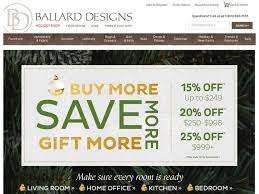 ballard designs black friday ballard designs coupons and promo codes october 2017