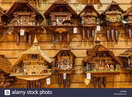 Cuckoo Clock Germany Germany Baden Wurttemberg Black Forest Triberg Cuckoo Clocks