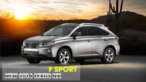 all new lexus nx 2016 2016 lexus rx 350 f sport static driving shots all motorbikes