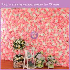 wedding backdrop flowers k9489 pink flower wall wedding backdrop for sale buy flower wall