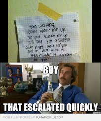 Escalated Quickly Meme - 5 best that escalated quickly memes funny pictures