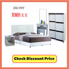 Bedroom Furniture Ideal Home Furniture - King size bedroom set malaysia