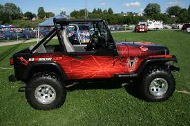 jeep wrangler rubicon modified modified jeep wrangler yj 2 madwhips