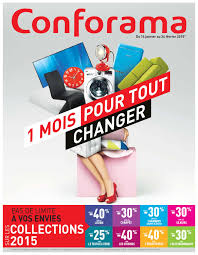 Conforama Lit 120x190 by Conforama Catalogue 14janvier 24fevrier2015 By Promocatalogues Com