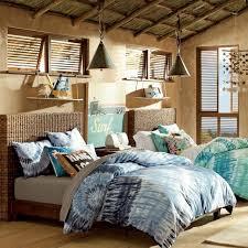 chambre en osier chambre fille en 105 idées de design et décoration surf