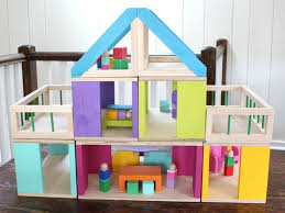 Build A Toy Box Easy by 20 Diy Dollhouses That Are Eco Friendly Affordable And Super Easy