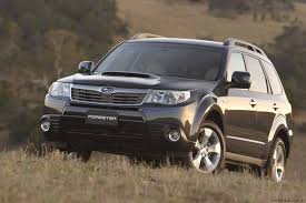 subaru forester xt off road softroader off road comparison