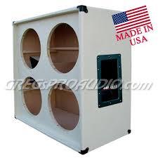 12 guitar speaker cabinet greg s pro audio 4x12 guitar speaker empty cabinet