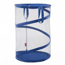 Laundry Hampers Online by Amazon Com Neatfreak U5403 C Round Pop Up Collapsible Laundry