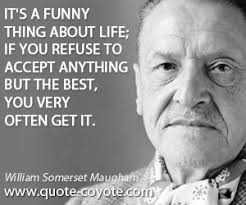 william somerset maugham quotes quote coyote