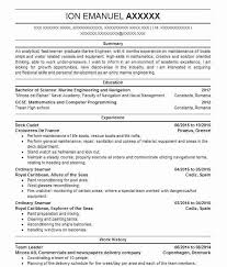 resume format for marine engineering courses 166 marine engineers cv exles engineering cvs livecareer