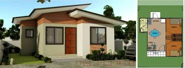 modern home designs and floor plans modern house design with floor plan in the philippines 2 bedroom