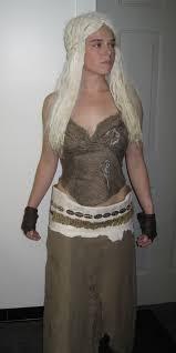 Game Thrones Halloween Costumes Khaleesi Daenerys Costume Halloween Dead Halloween Party