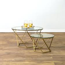 glass gold coffee table ikea zola glass gold coffee table coffee