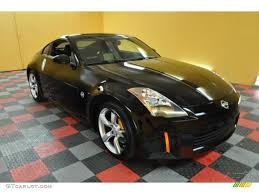 nissan 350z all black 2005 super black nissan 350z anniversary edition coupe 42517946