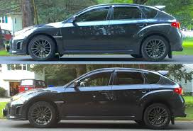2016 subaru forester lifted lifted my 2011 wrx on king springs and sti struts subaru