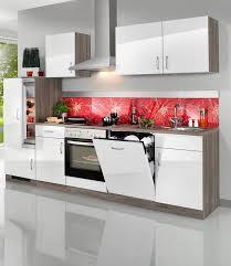 Kleine K Henzeile Kaufen Wiho Küchen Küchenzeile Porto Inkl Elektrogeräte Breite 280