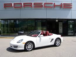 porsche carrera red 2012 porsche boxster in carrera white with carrera red interior