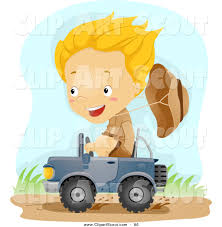 safari jeep clipart royalty free exploring stock scout designs