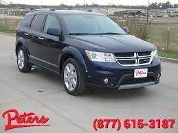 car dodge journey 2017 dodge journey sxt suv in longview 7d166 peters