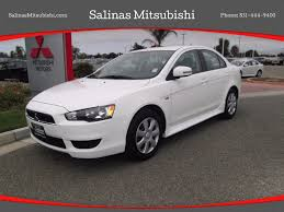 mitsubishi lancer 2015 used mitsubishi lancer 2015 lancer es automatic at salinas