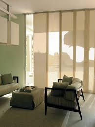 Large Window Curtain Ideas Best 25 Sliding Panel Blinds Ideas On Pinterest Unique Window