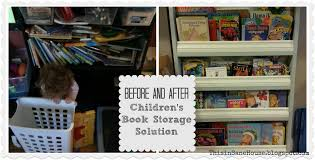 Bookcase Diy by This Insane House Brag Post Diy Small Footprint Kids Bookcase