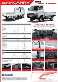 lexus speakers philippines philippines spec suzuki super carry brochure scan second image