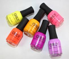 orly pacific coast highway collection summer 2016 nail lacquer set
