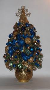 blue and gold ornaments royal blue and gold pre