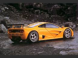 expensive cars gold mclaren f1 241 mph 372 km h 10 fastest car in the world