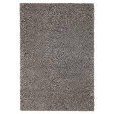 rugs at ikea hampen rug high pile grey 160x230 cm ikea