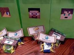 minecraft goody bags jennuine by rook no 17 10 ideas for the ultimate minecraft
