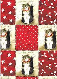 cat christmas wrapping paper christmas wrapping paper for cat meowaf