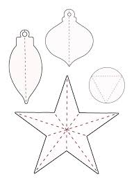 3d ornament templates affordableochandyman