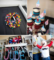 Birthday Decor At Home Lovely Simple Birthday Decoration At Home At Modest Article Happy