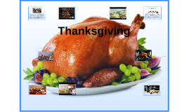 when did thanksgiving start by jonathan doyle on prezi