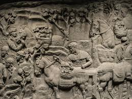 trajan u0027s amazing column roman soldiers national history and