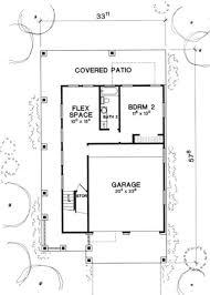 Houseplans Com Modern Style House Plan 2 Beds 3 50 Baths 2346 Sq Ft Plan 472 3